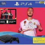 ps4 500gb fifa 20 new