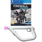 ps vr aim controller with firewall game