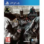 ps4 batman arkham collection