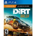ps4 dirt rally legend