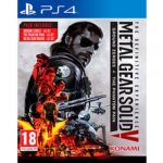 ps4 metal gear solid v definitive expereince