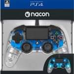 ps4 nacon compact light blue