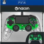 ps4 nacon compact light green