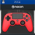 ps4 nacon compact red