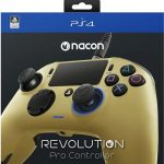 ps4 nacon pro gold new