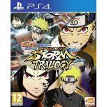 ps4 naruto shippened ultimate ninja storm trilogy