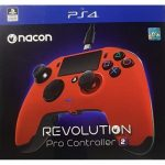 ps4 pro controller red v2
