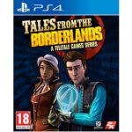 ps4 tales from the borderlands a telltale game series