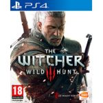 ps4 the witcher hunter wild