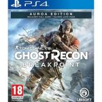 ps4 tom clancy ghost recon breakpoint aurora edition