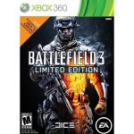 XBOX 360 battlefield limited 2