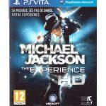 ps vita michael jckson the experience hd game