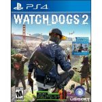 ps4 watchdogs 2 game