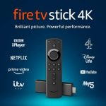 streaming device amazon fire stick 4K