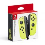 switch Joy-Con yellow
