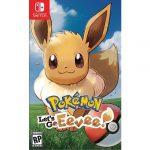 switch pokemon lets go evee
