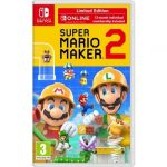 switch superm mario maker 2 limited edition