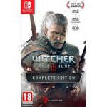 switch the witcher 3 wild hunt complete edition