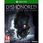 xbox 1 dishonered definitive edition