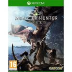 xbox 1 monster hunter world