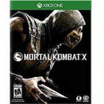 xbox 1 mortal kombat x game