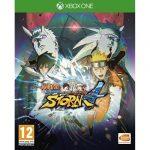xbox 1 naruto ultimate ninja Storm 4