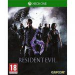 xbox 1 resident evil 6