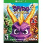 xbox 1 spyro reignated trilogy