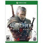 xbox 1 witcher wild hunter 3