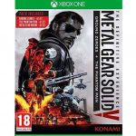 xbox 1metal gear solid 5 definitive experience