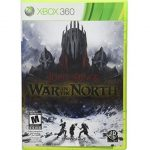 xbox 360 lord of rings war in the north