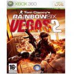 xbox 360 tom clancy rainbow six vegas 2