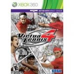 xbox 360 virtual tennis 4