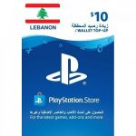 $10 wallet top up lebanon