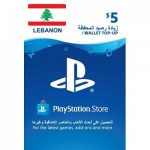 $5 wallet top up lebanon