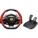 racing wheel thrust master 458 ferrari spider 1