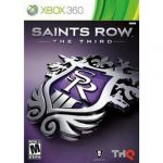 xbox 360 ssaints row the third
