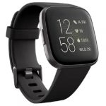 fitbit versa 2 smart black