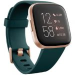 fitbit versa 2 smart emerald