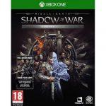 xbox 1 shadow of war moddle earth silver edition