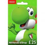 25 wallet top up eshop switch uk
