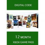 game pass 12 month xbox one