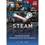steam uae aed200