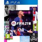 PS4 fifa 21 STD ED
