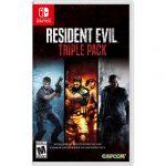 switch resident evil tripple pack